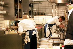 kitchen @ per se | by bionicgrrrl