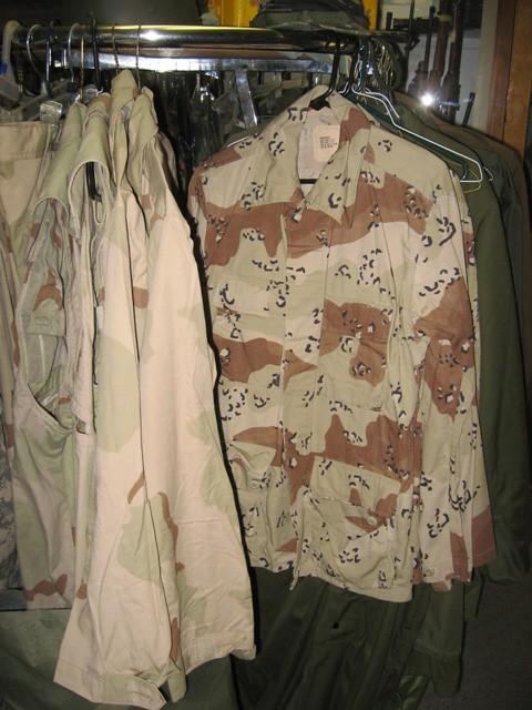 Military surplus store Louisville Ky US Army uniforms Nazi… | Flickr
