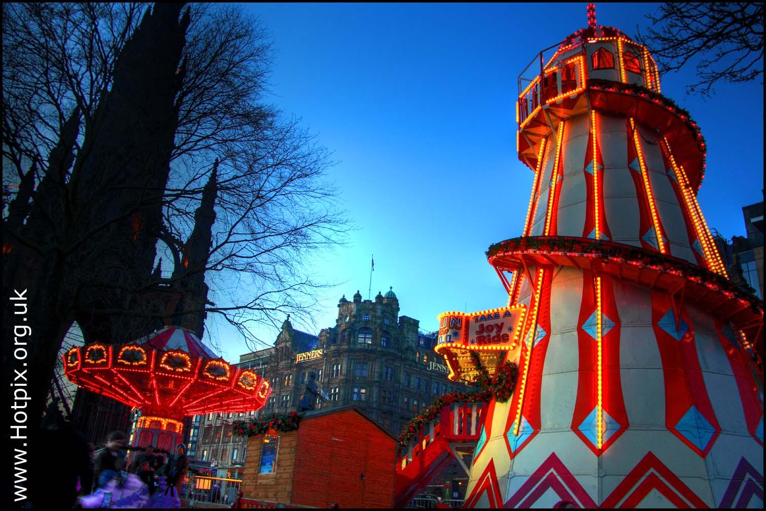 dusk,night,shot,tripod,edinburgh,scotland,fair,fayre,princes,street,st,gardens,xmas,christmas,jenners,store,department,shop,shopping,tourist,travel,UK,britain,winter,december,hogmanay,scottish,scots,escotia,neon,lights,bright,highway,road,light,stream,lightstream,edinbrugh,hotpix!,Edinburg,#tonysmith,#tonysmithhotpix,edimburgh