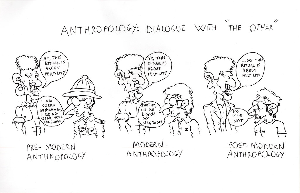 Rai International Anthropology Cartoon Contest 3rd Place W Flickr