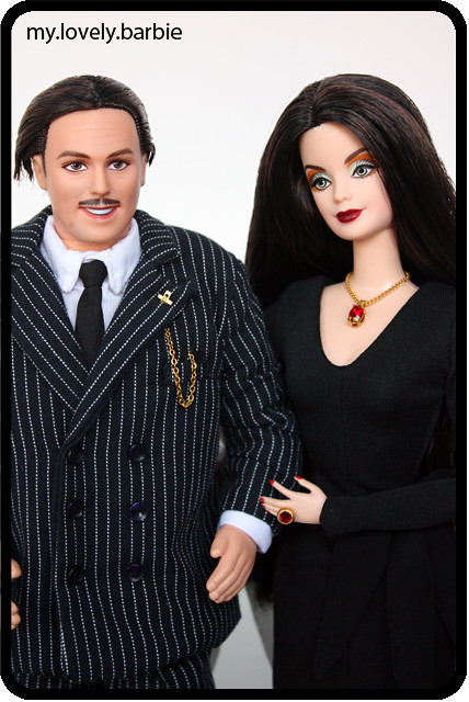 2000 The Addams Family™ Giftset - Barbie® Loves Pop Cultur