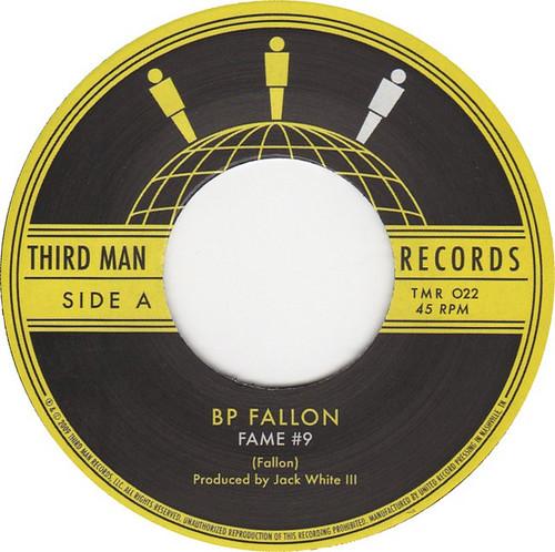 BP Fallon 'Fame #9' 'A' side | by bp fallon