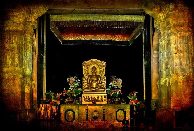 Sarnath Shrine