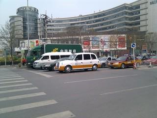 Cool taxi | by Yuxuan.fishy.Wang