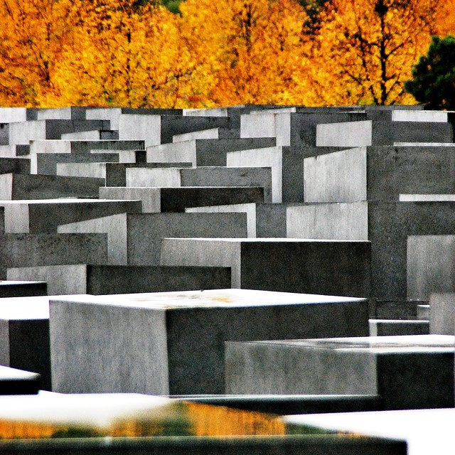 04 Monumento víctimas Holocausto Arq. Peter Eisenman 26587