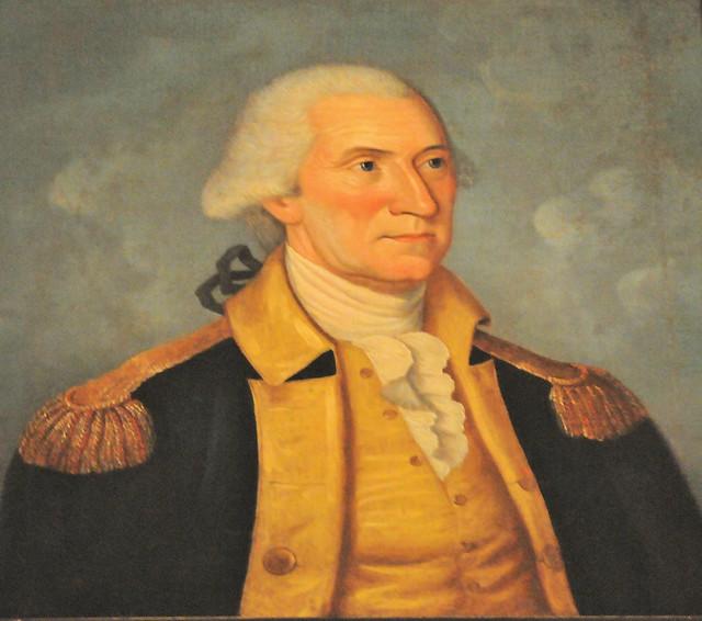 General George Washington Portrait