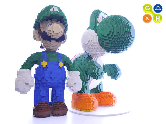 LEGO Yoshi & Luigi