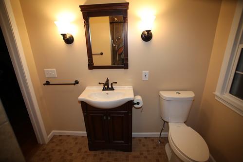2010 Jan.21,Bathroom renovation.   by gardener41