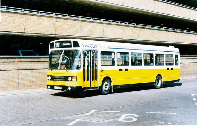 PEX 620W Viscount Buses Leyland National
