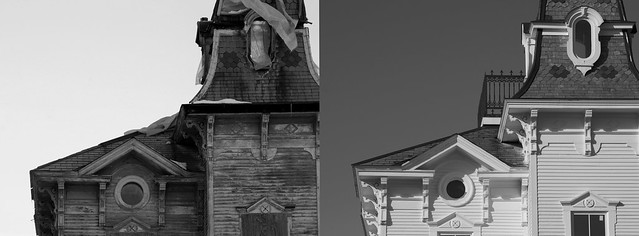 Ghost House - post restoration
