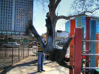 Defying Gravity | by redeye^