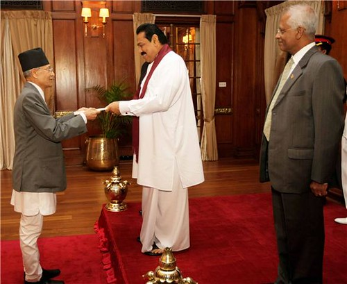 Newly Appointed Nepali Ambassador to Sri Lanka Mr  Sushil … | Flickr