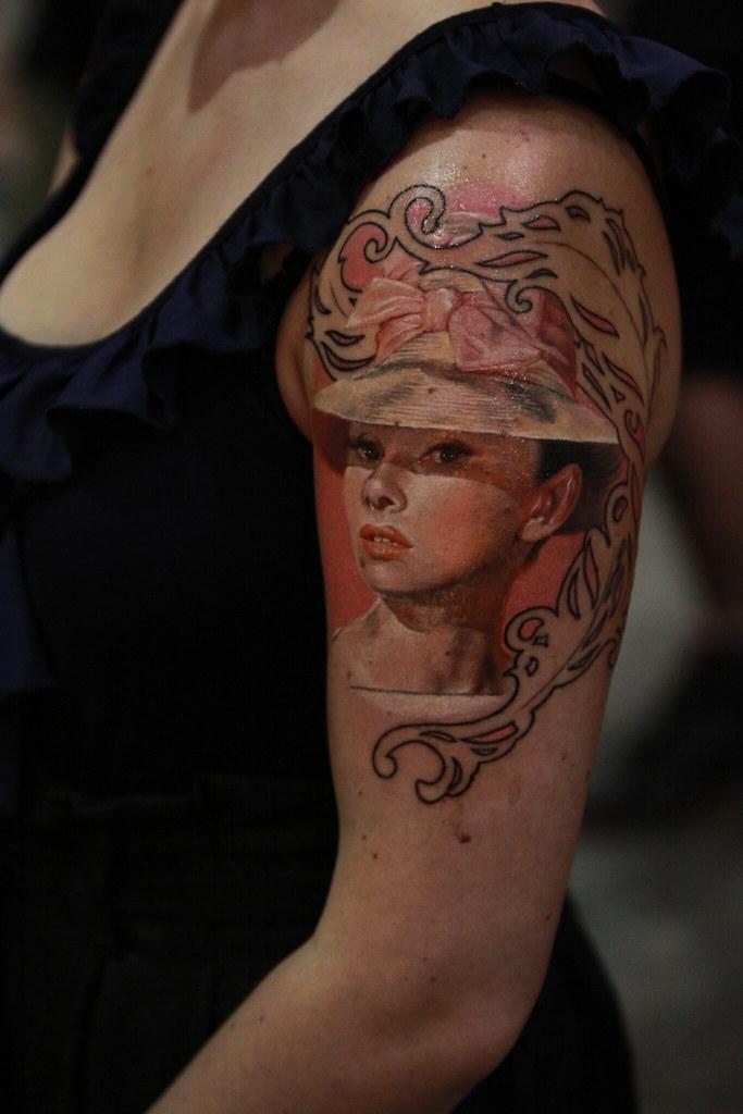 Sydney Tattoo & Body Art Expo 2010   Little Bit Good   Flickr
