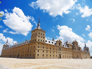 Monasterio de San Lorenzo de El Escorial | by armk