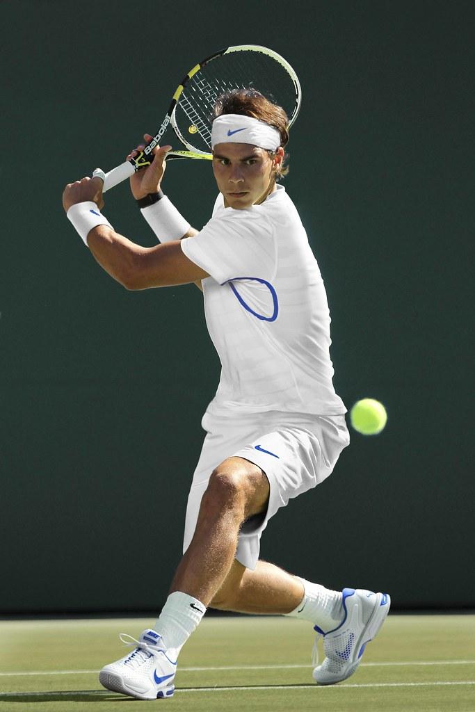 grand choix de 2e298 2847c Wimbledon 2011: Rafael Nadal Nike Outfit   tennis-buzz.com/w ...