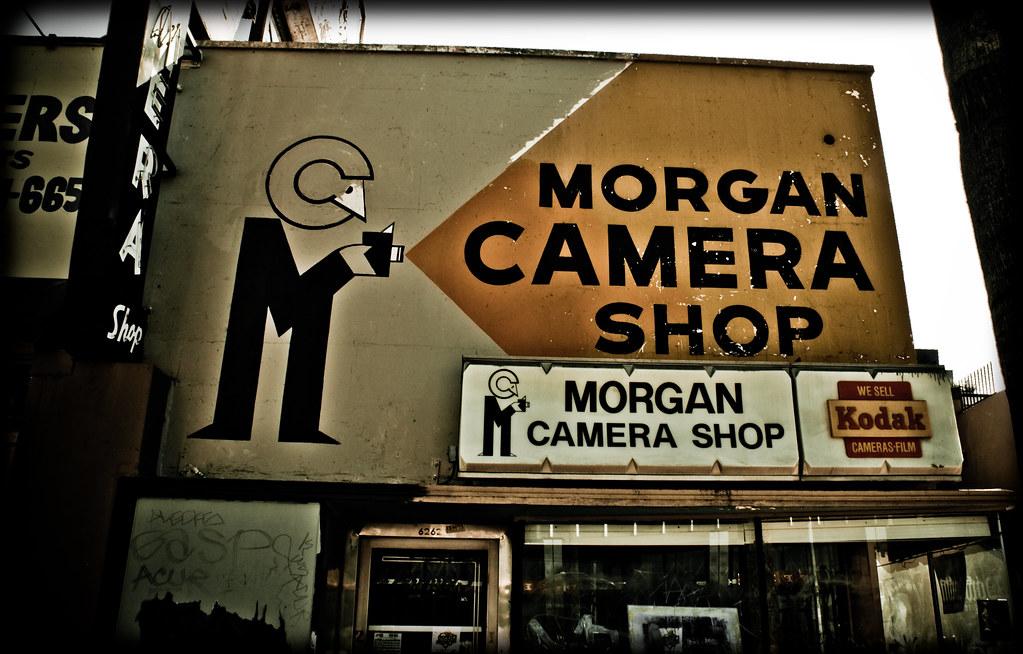 Morgan магазин 2