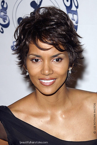 Halle Berry | Short haircuts | Flickr