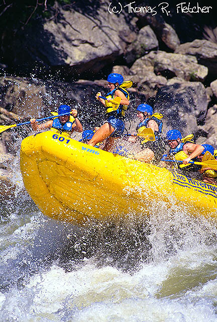 Whitewater Thrill Ride