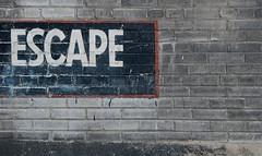 Escape | by d76