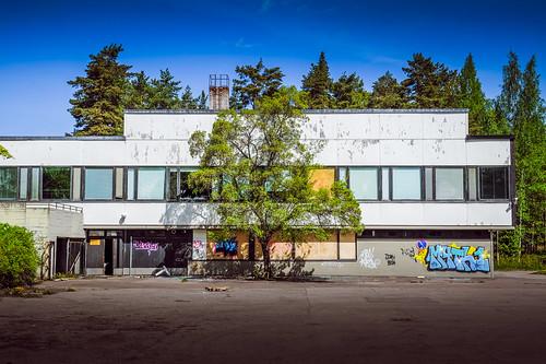 Kiveriön Koulu