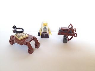 Dwarven Inventor | by lorddan413