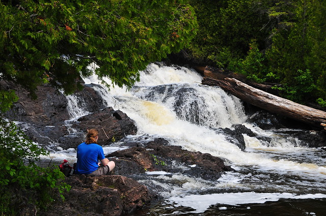 Lower Montreal Falls