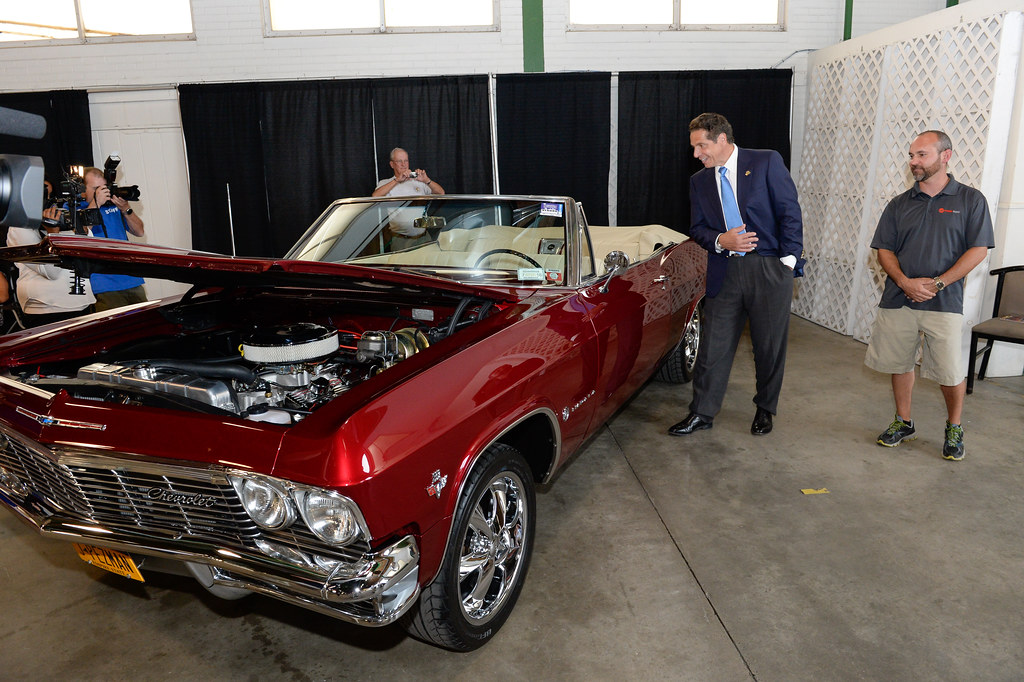 Governor Cuomo Attends 2015 Syracuse Nationals Classic Car Flickr