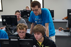 Video Game Programming Summer Camp 2015