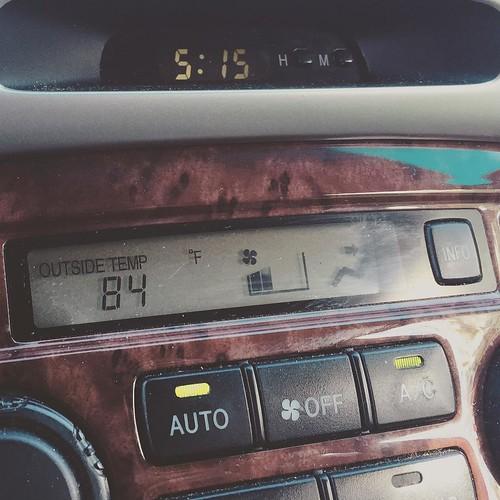 Praying 4 rain. Also selling my Toyota SUV. #olywa #shamel ...