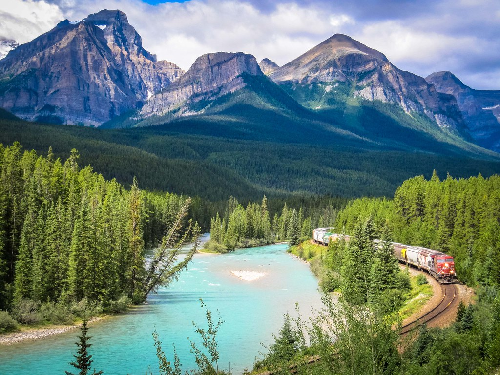 Image result for Bow Valley Parkway