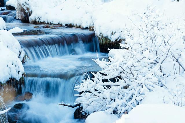 Paths of Snow & Ice