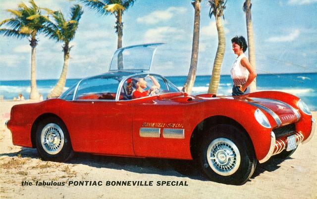 1954 Pontiac Bonneville Special Concept Car