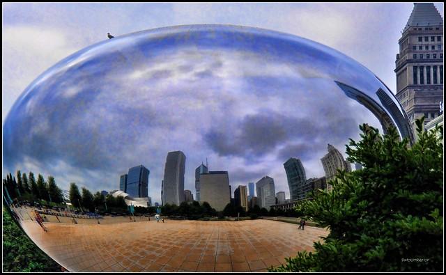 The Bean - Cloud Gate - Chicago