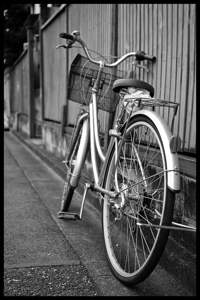 Okubo bicycle