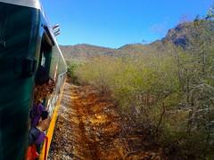 Up we go in Sinaloa