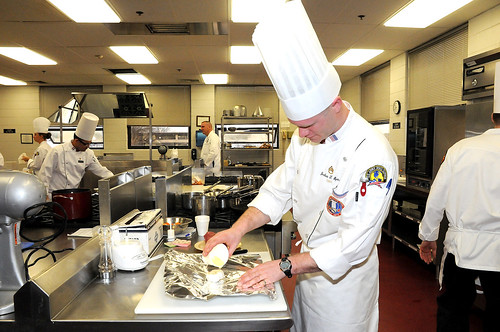 """""""Top Chef""""- Soldier style   by The U.S. Army"""