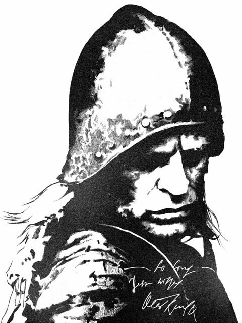 Klaus Kinski dans Aguirre la Colère de Dieu