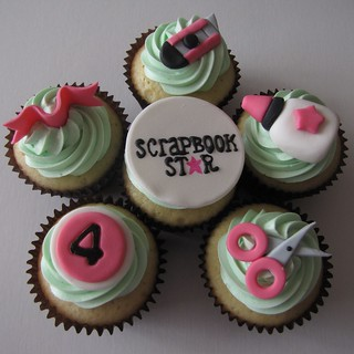 Scrapbooking Cupcakes! | by clevercupcakes