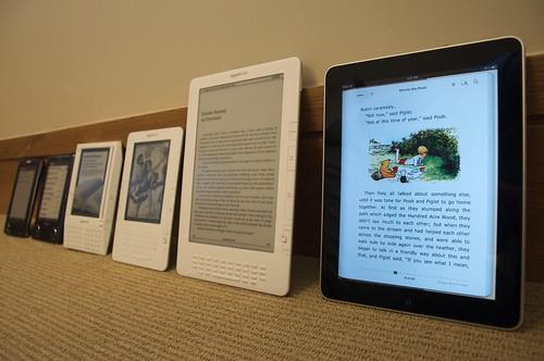 Evolution of Readers | by jblyberg