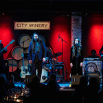 Wed, 08/02/2017 - 8:56pm - Flo Morrissey and Matthew E. White perform for WFUV Members at City Winery in New York City, 2/8/17. Hosted by Rita Houston. Photo by Gus Philippas.