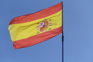 Spanish flag | by Magnus A.