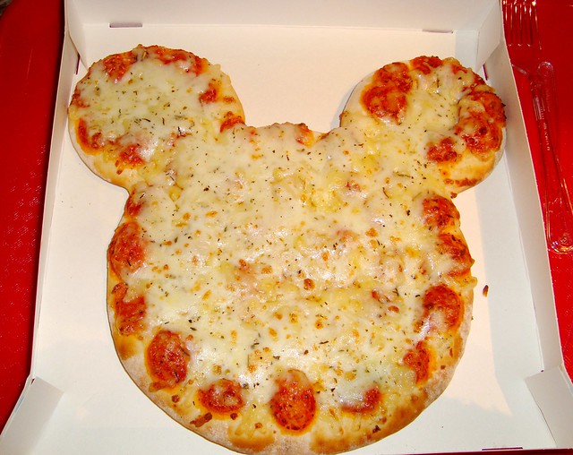 Disney Pizza