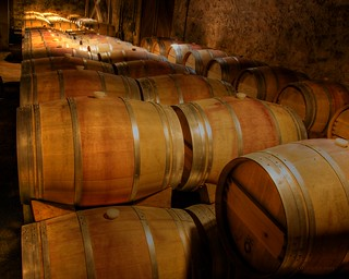 The Wine Cellar at Hess Winery | by Don J Schulte