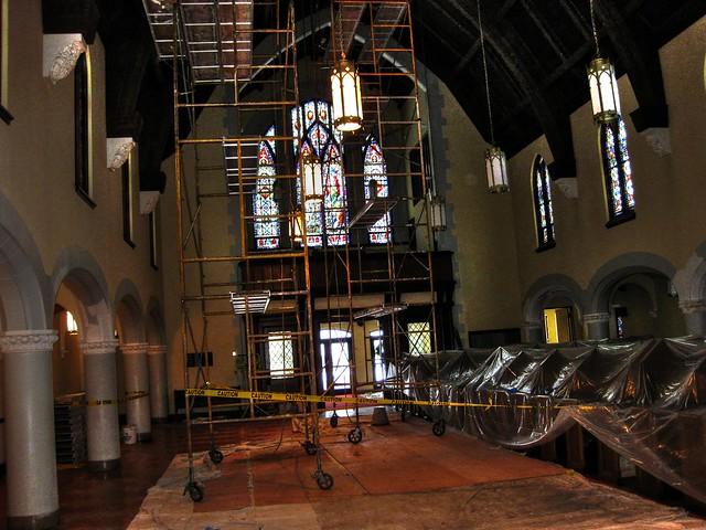 ST.Paul Lutheran Church Renovation