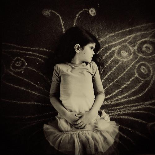 Fly butterfly | by Laura Burlton - www.lauraburlton.com