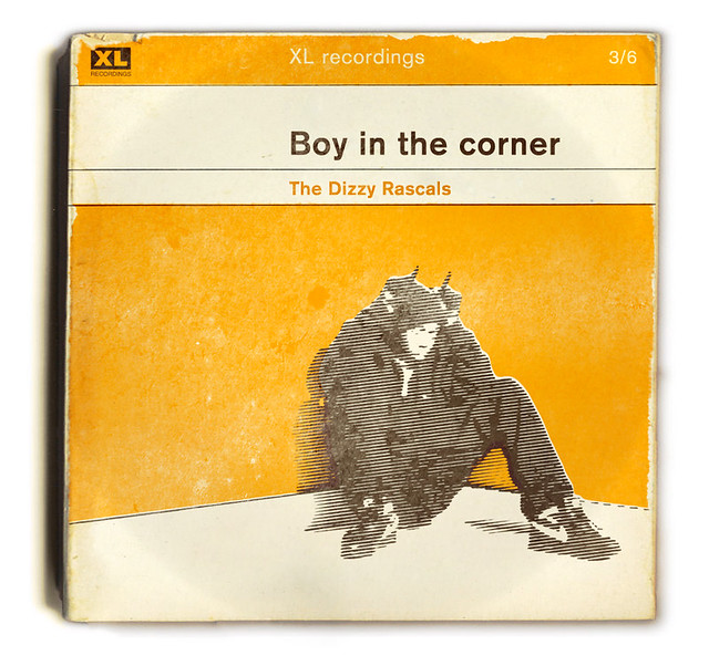 Dizzee Rascal: Boy in da corner