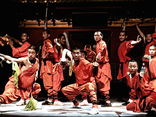Shaolin Masters | by kevinpoh