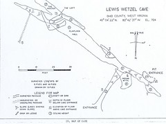 Lewis Wetzel Cave