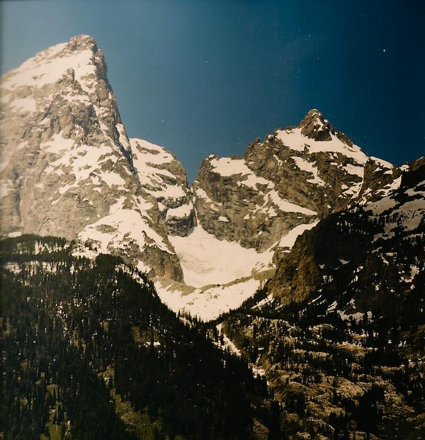 Wyoming Medium Format Print Scans