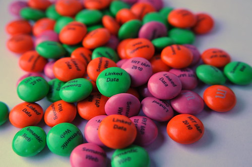 Linked Data (Semantic Web) candies